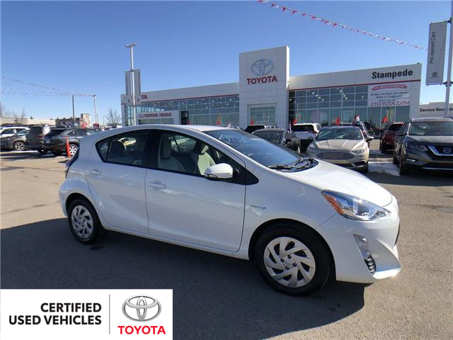 2016 Toyota Prius C  (Stk: 9053A) in Calgary - Image 1 of 24