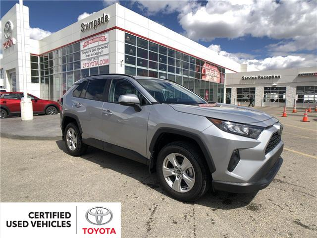 2019 Toyota RAV4 LE (Stk: 9012A) in Calgary - Image 1 of 26