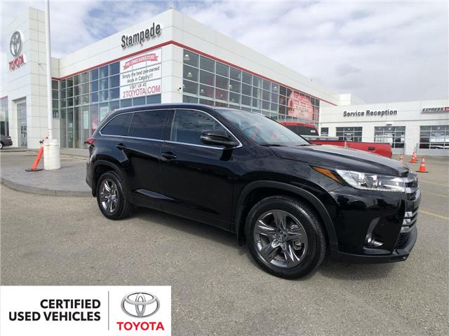 2019 Toyota Highlander Limited (Stk: 200627A) in Calgary - Image 1 of 29
