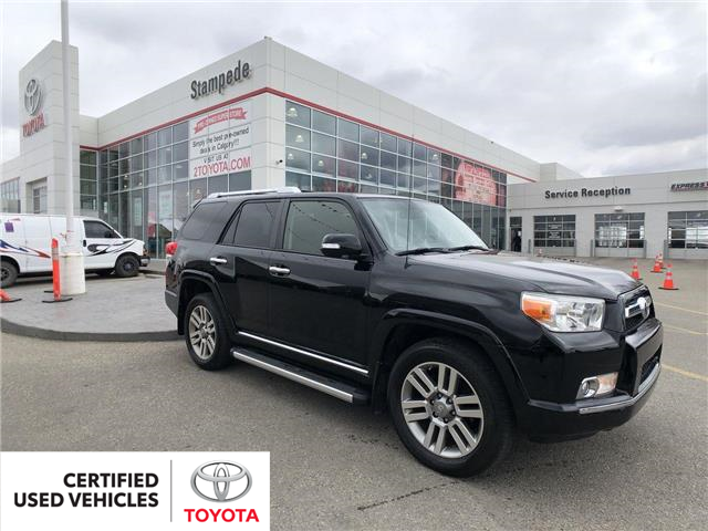 2013 Toyota 4Runner SR5 V6 (Stk: 200364A) in Calgary - Image 1 of 29