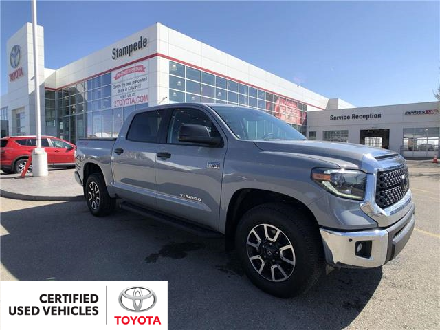 2020 Toyota Tundra  (Stk: 9074A) in Calgary - Image 1 of 26