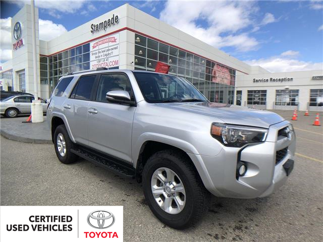 2019 Toyota 4Runner SR5 (Stk: 8982A) in Calgary - Image 1 of 28