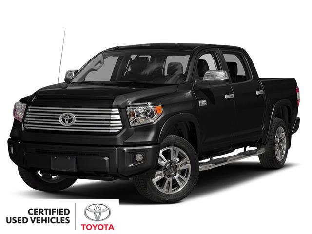 2017 Toyota Tundra Platinum 5.7L V8 (Stk: 200361A) in Calgary - Image 1 of 9