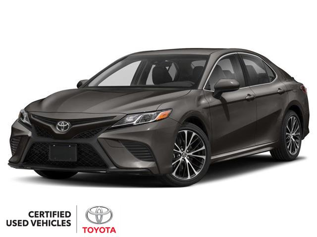 2019 Toyota Camry SE (Stk: 9112A) in Calgary - Image 1 of 9