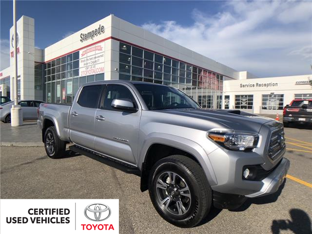 2017 Toyota Tacoma SR5 (Stk: 9168A) in Calgary - Image 1 of 24