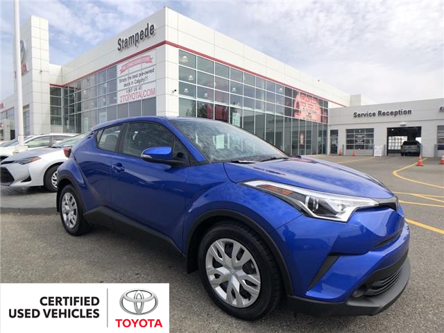 2019 Toyota C-HR Base (Stk: 9200A) in Calgary - Image 1 of 22
