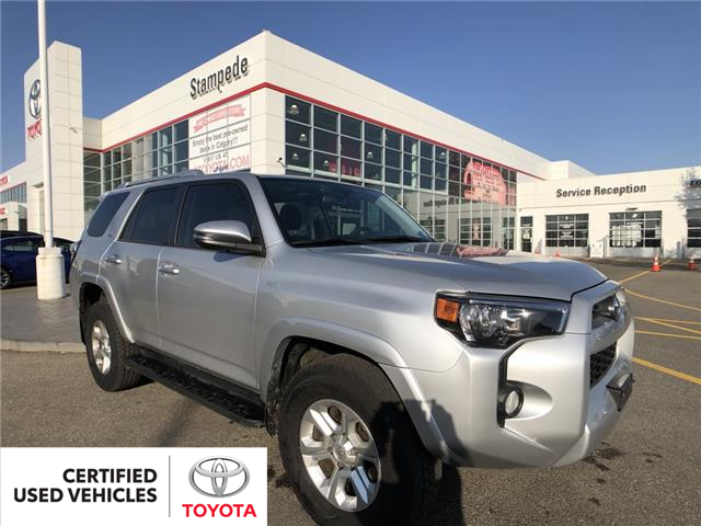 2018 Toyota 4Runner SR5 (Stk: 9213A) in Calgary - Image 1 of 12