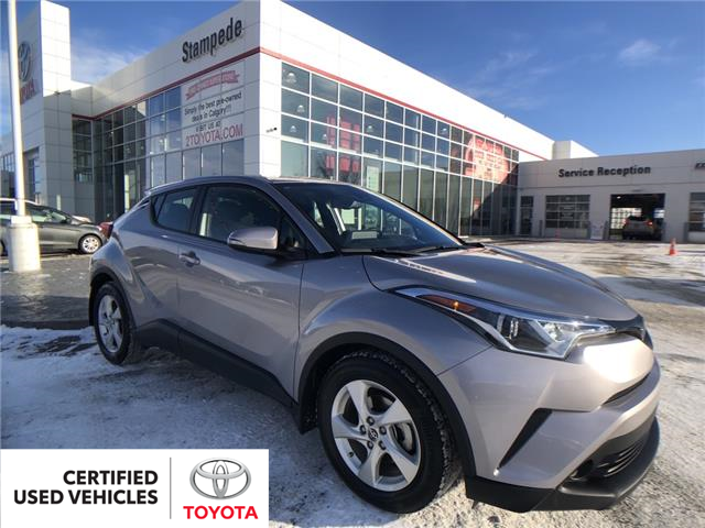 2019 Toyota C-HR Base (Stk: 9247A) in Calgary - Image 1 of 21