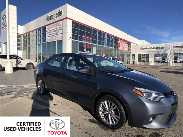 2015 Toyota Corolla LE (Stk: 200888A) in Calgary - Image 1 of 20