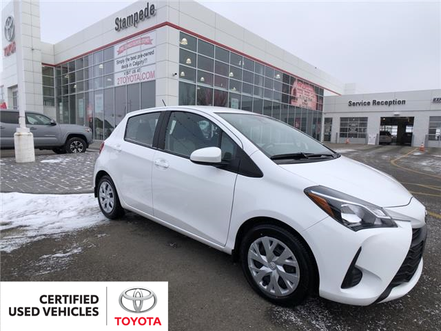 2019 Toyota Yaris LE (Stk: 9300A) in Calgary - Image 1 of 23