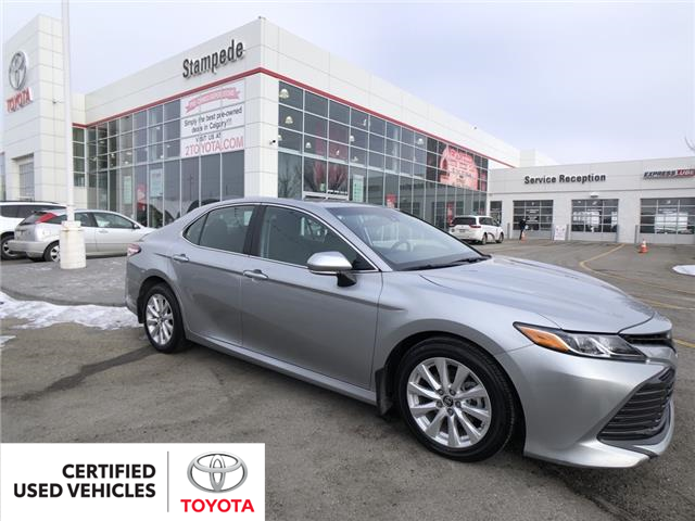 2019 Toyota Camry LE (Stk: 9312A) in Calgary - Image 1 of 20