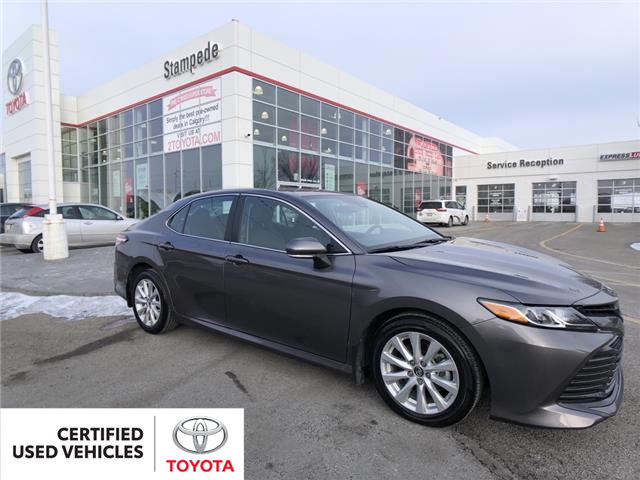 2019 Toyota Camry LE (Stk: 9314A) in Calgary - Image 1 of 20