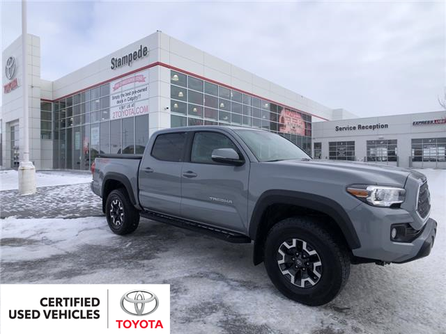 2018 Toyota Tacoma TRD Off Road (Stk: 9330A) in Calgary - Image 1 of 18