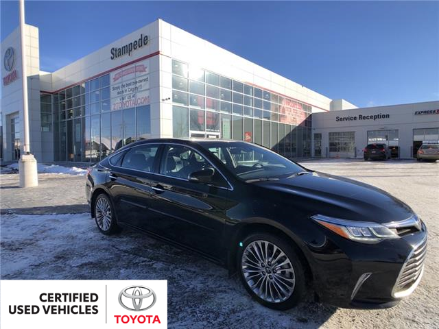 2016 Toyota Avalon Limited (Stk: 9332A) in Calgary - Image 1 of 21