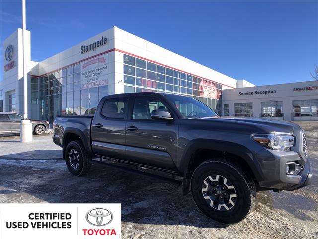 2020 Toyota Tacoma Base (Stk: 9282B) in Calgary - Image 1 of 12
