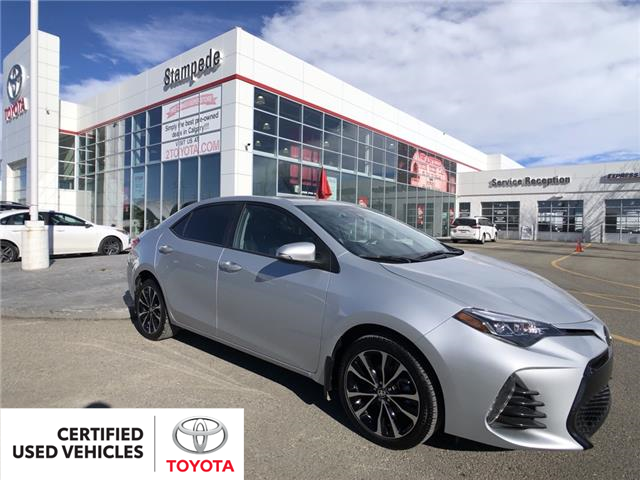 2019 Toyota Corolla SE (Stk: 210205A) in Calgary - Image 1 of 22