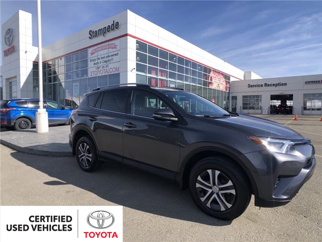 2017 Toyota RAV4 LE (Stk: 9343A) in Calgary - Image 1 of 24