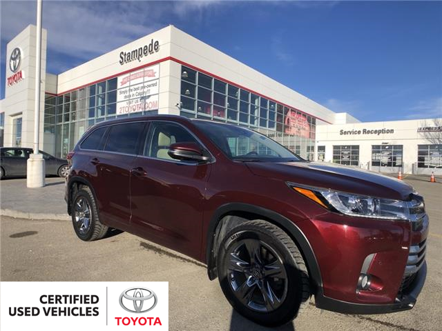 2017 Toyota Highlander Limited (Stk: 9316A) in Calgary - Image 1 of 28