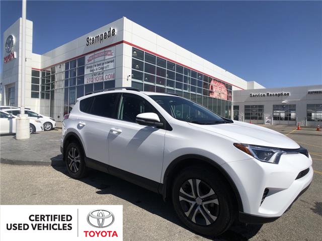 2017 Toyota RAV4 LE (Stk: 9310A) in Calgary - Image 1 of 23