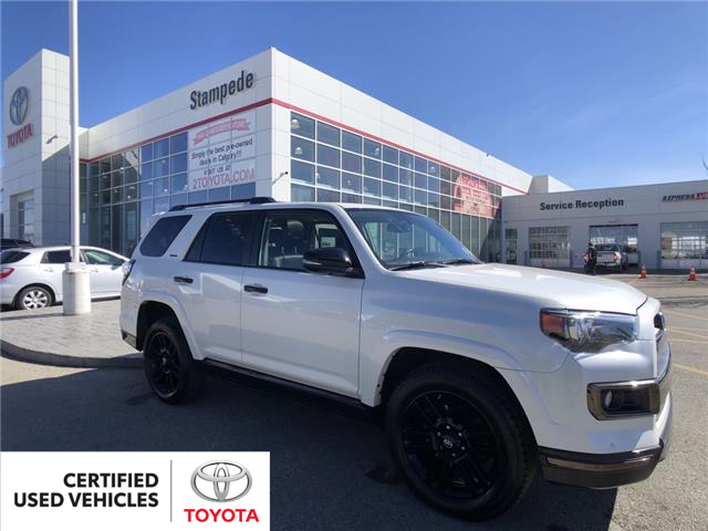 2019 Toyota 4Runner SR5 (Stk: 9428A) in Calgary - Image 1 of 30