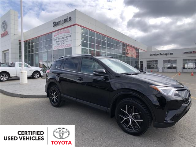 2018 Toyota RAV4 SE (Stk: 9455A) in Calgary - Image 1 of 26
