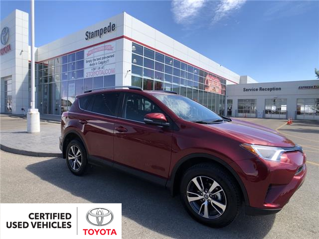2018 Toyota RAV4 LE (Stk: 210504A) in Calgary - Image 1 of 23