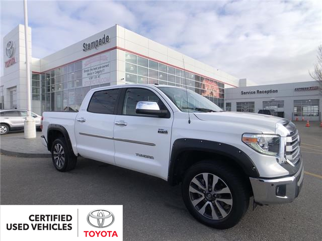 2019 Toyota Tundra Limited 5.7L V8 (Stk: 211050A) in Calgary - Image 1 of 24