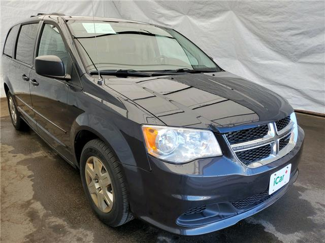 2013 Dodge Grand Caravan SE/SXT (Stk: IU1966) in Thunder Bay - Image 1 of 15