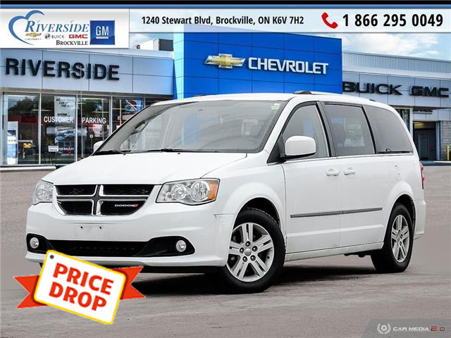 2017 Dodge Grand Caravan Crew (Stk: 19-520A) in Brockville - Image 1 of 1