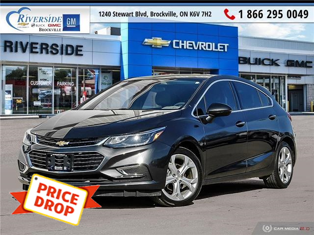 2017 Chevrolet Cruze Hatch Premier Auto (Stk: PR1562) in Brockville - Image 1 of 27