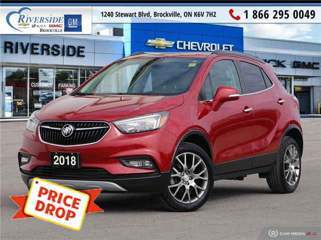 2018 Buick Encore Sport Touring (Stk: PR1570) in Brockville - Image 1 of 26