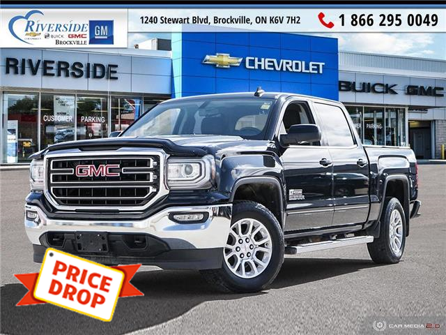 2016 GMC Sierra 1500 SLE (Stk: 19-270A) in Brockville - Image 1 of 27