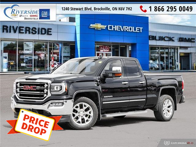 2016 GMC Sierra 1500 SLT (Stk: 20-164A) in Brockville - Image 1 of 27