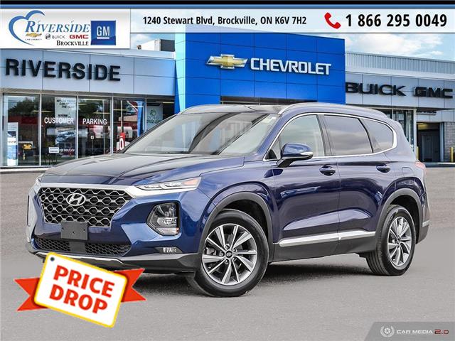 2019 Hyundai Santa Fe Preferred 2.4 (Stk: 19-415A) in Brockville - Image 1 of 28