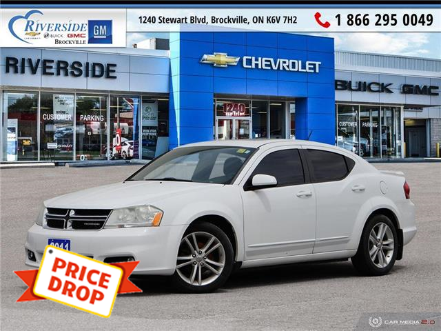 2011 Dodge Avenger SXT (Stk: PR1528D) in Brockville - Image 1 of 26