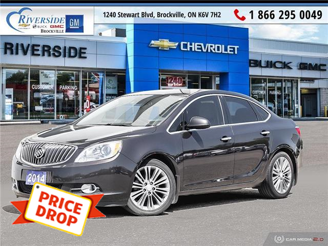 2014 Buick Verano Leather Package (Stk: PR1369) in Brockville - Image 1 of 27