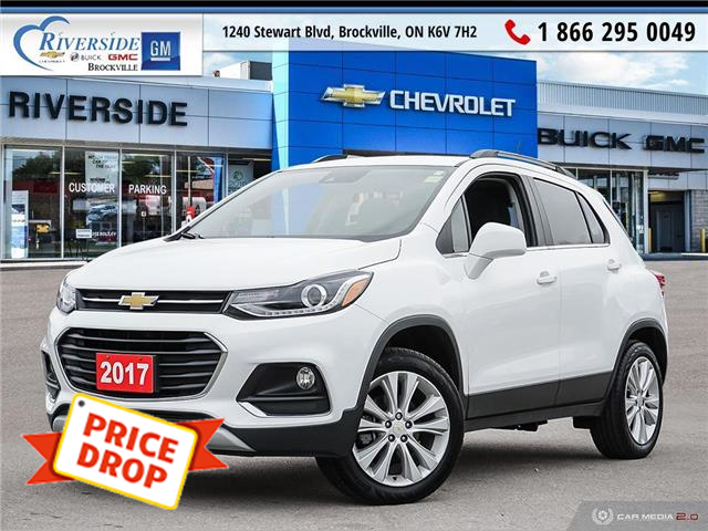 2017 Chevrolet Trax Premier (Stk: 20-148A) in Brockville - Image 1 of 27