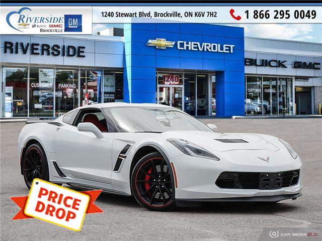 2018 Chevrolet Corvette Grand Sport (Stk: 20-187A) in Brockville - Image 1 of 24