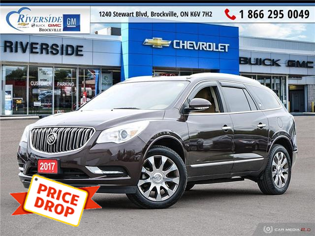 2017 Buick Enclave Leather (Stk: PR1578A) in Brockville - Image 1 of 27