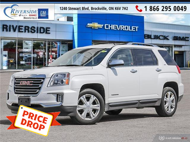 2017 GMC Terrain SLT (Stk: PR1587) in Brockville - Image 1 of 27