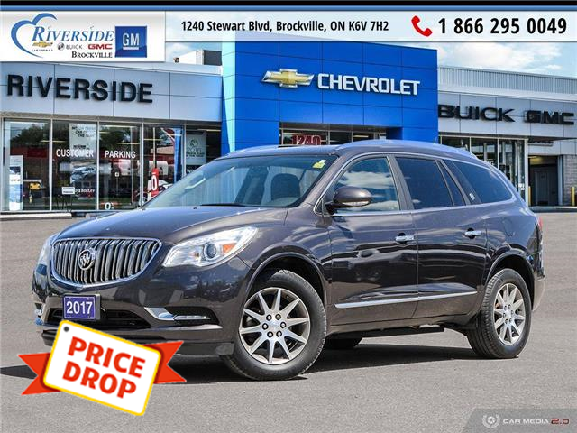 2017 Buick Enclave Leather (Stk: PR1588) in Brockville - Image 1 of 27