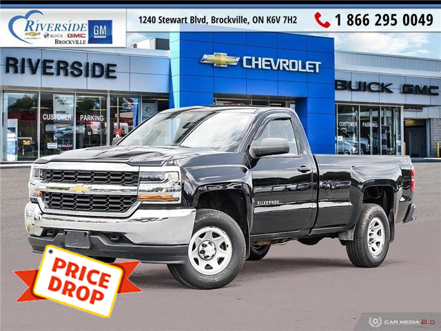 2018 Chevrolet Silverado 1500 WT (Stk: 20-207A) in Brockville - Image 1 of 26