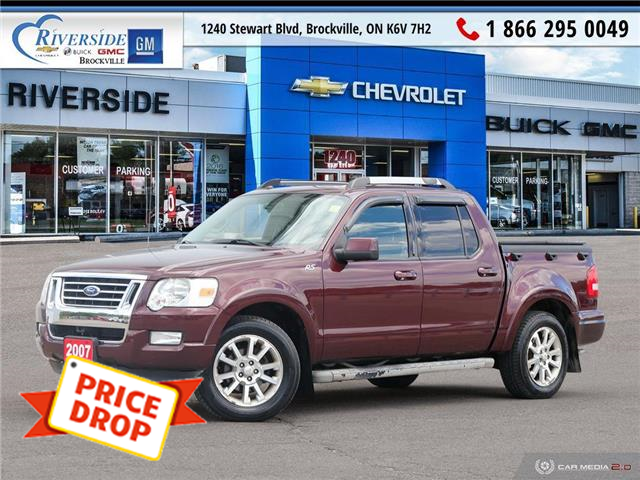 2007 Ford Explorer Sport Trac Limited (Stk: 19-101A) in Brockville - Image 1 of 25