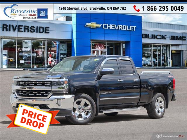 2016 Chevrolet Silverado 1500 1LZ (Stk: 20-201A) in Brockville - Image 1 of 27