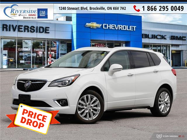 2019 Buick Envision Premium II (Stk: 20-203A) in Brockville - Image 1 of 27