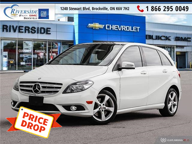 2014 Mercedes-Benz B-Class Sports Tourer (Stk: 19-101AA) in Brockville - Image 1 of 28