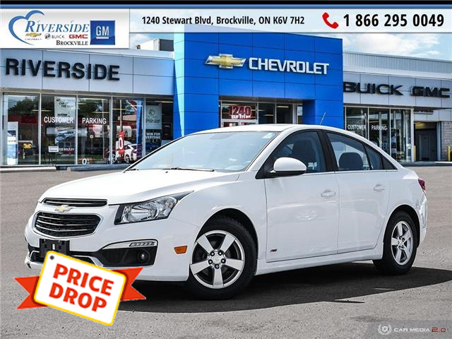 2015 Chevrolet Cruze 1LT (Stk: 20-196A) in Brockville - Image 1 of 27