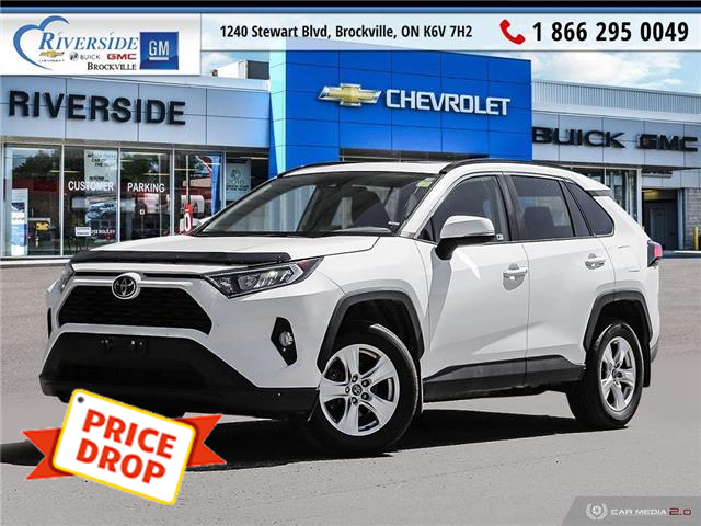 2019 Toyota RAV4 XLE (Stk: 20-202A) in Brockville - Image 1 of 27