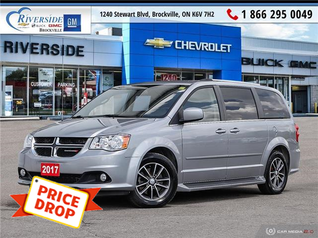 2017 Dodge Grand Caravan CVP/SXT (Stk: PR1578B) in Brockville - Image 1 of 27