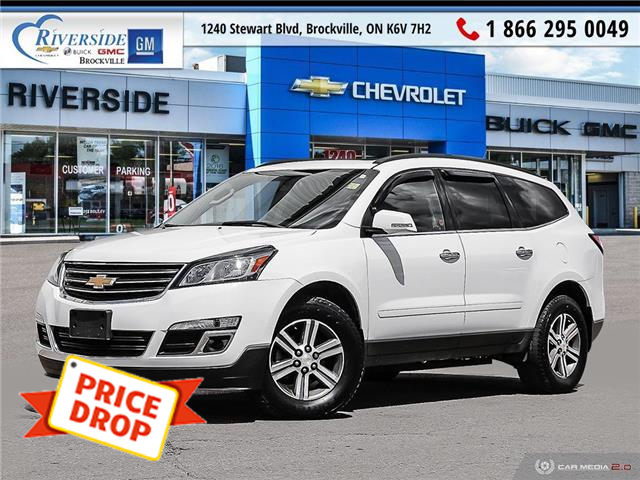 2017 Chevrolet Traverse 2LT (Stk: PR1608) in Brockville - Image 1 of 28